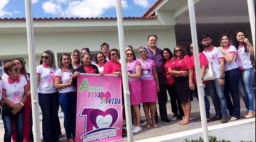 Maternidade de Patos inicia campanha Outubro Rosa