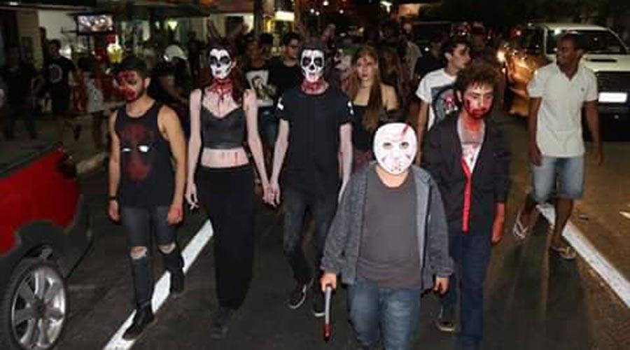 V Zombie Walk na próxima sexta: Os