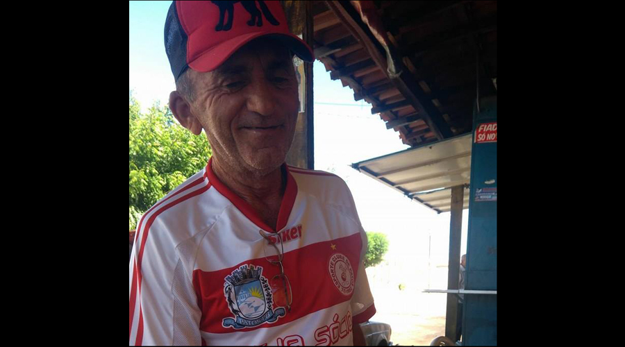 Nota de falecimento:  Roberto Souto Oliveira (Gute-Gute)
