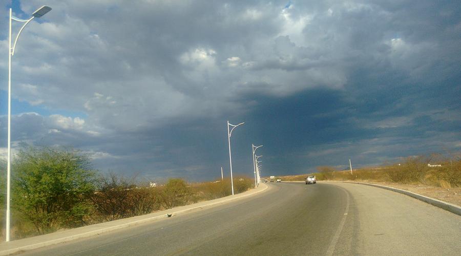 Aesa prevê trimestre mais chuvoso para área seca da Paraíba