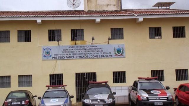 Patoense é morto a facadas por companheiros de cela no presídio de Catolé Rocha