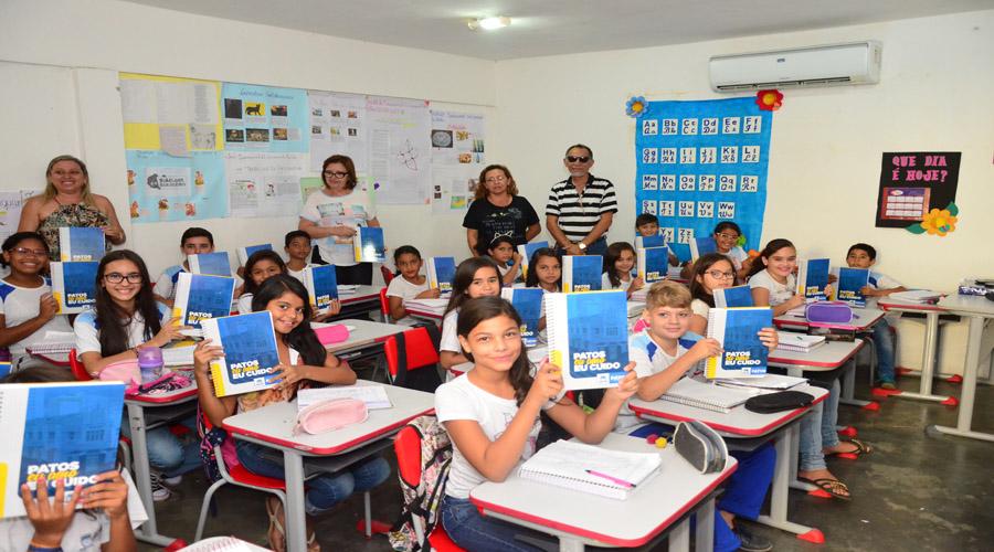Escolas e creches municipais estão com matrículas abertas para o ano letivo de 2018