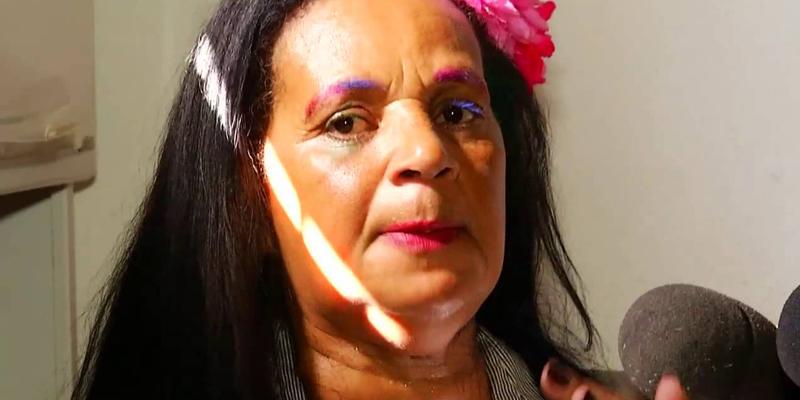 Gaga de Ilhéus se apresenta no Circo Wolverine na noite de hoje em Vista Serrana; Veja o convite que ela faz