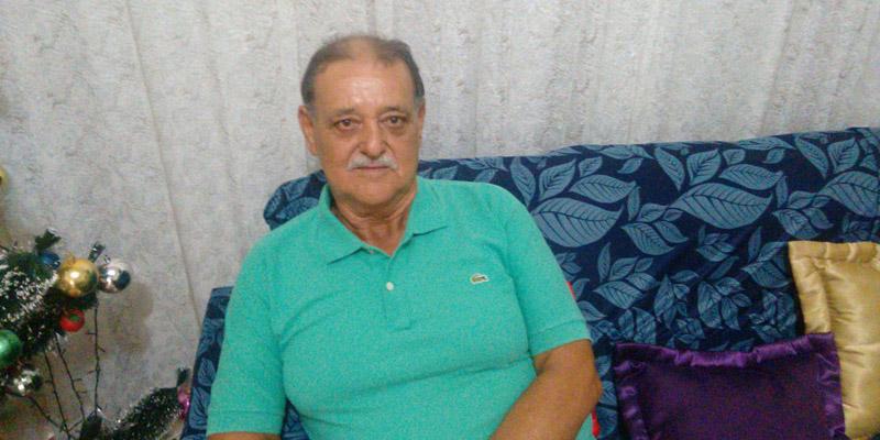 Homem de 62 anos à procura de emprego em Patos