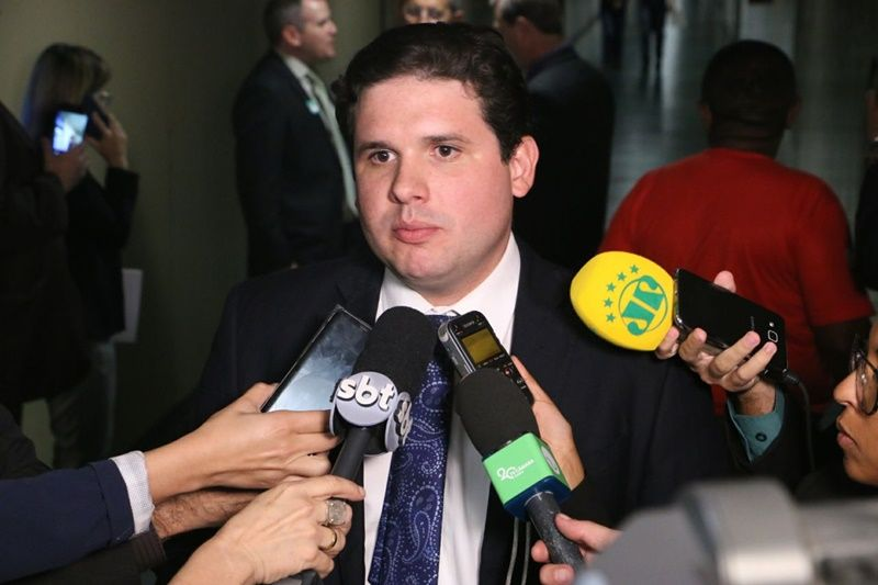 Deputado Hugo Motta é eleito presidente da comissão sobre desestatização da Eletrobras