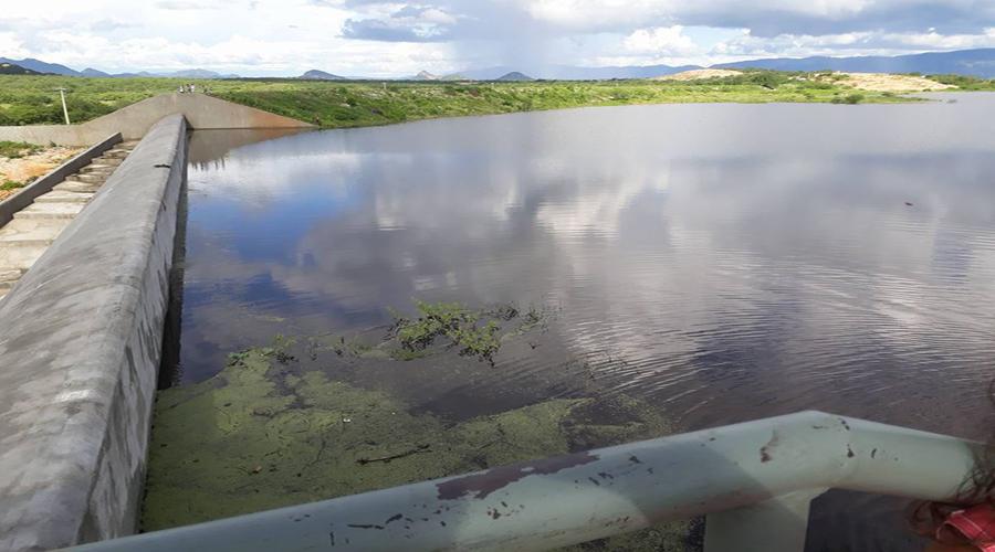 Barragem da Farinha já está com quase 50% de sua capacidade
