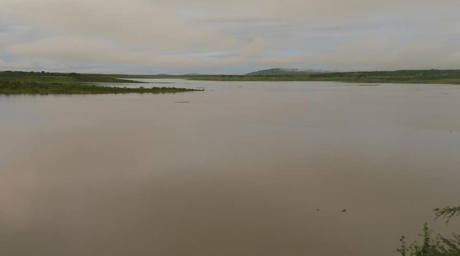 Açude de Coremas pegou mais de 6 milhões de m³ d'água de ontem para hoje