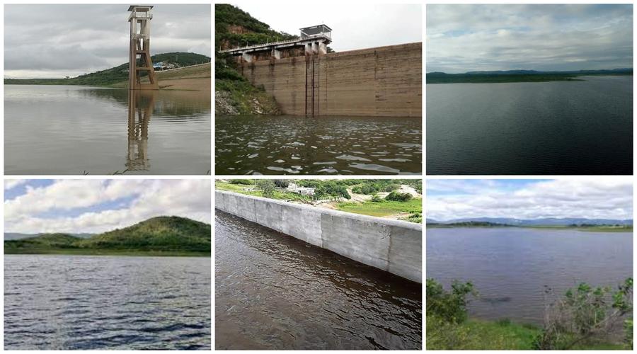 Veja a situação hídrica de alguns dos principais reservatórios do Sertão