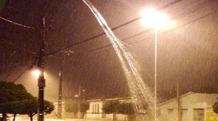 Volta a chover e reanima agricultores com plantações tardias, em Conceição