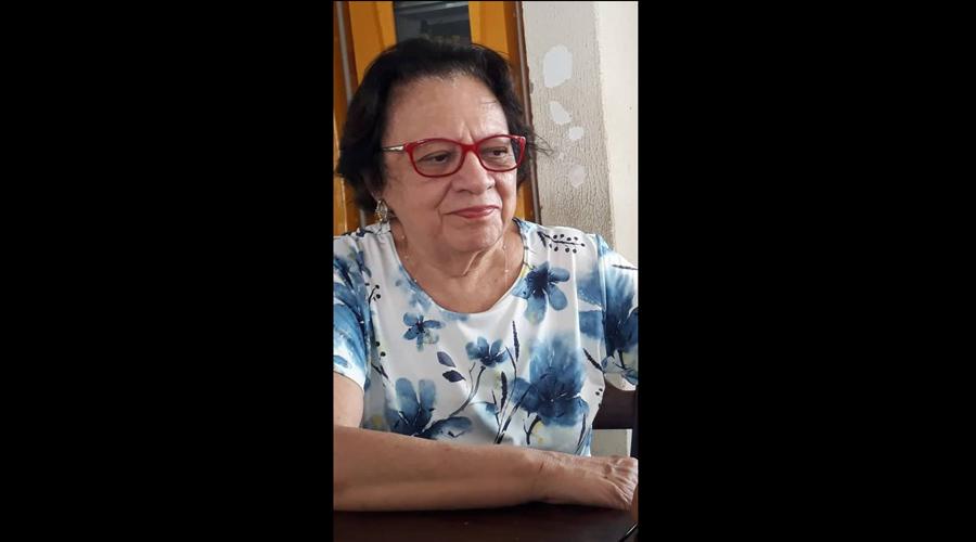 Nota de falecimento: Maria Aparecida dos Santos