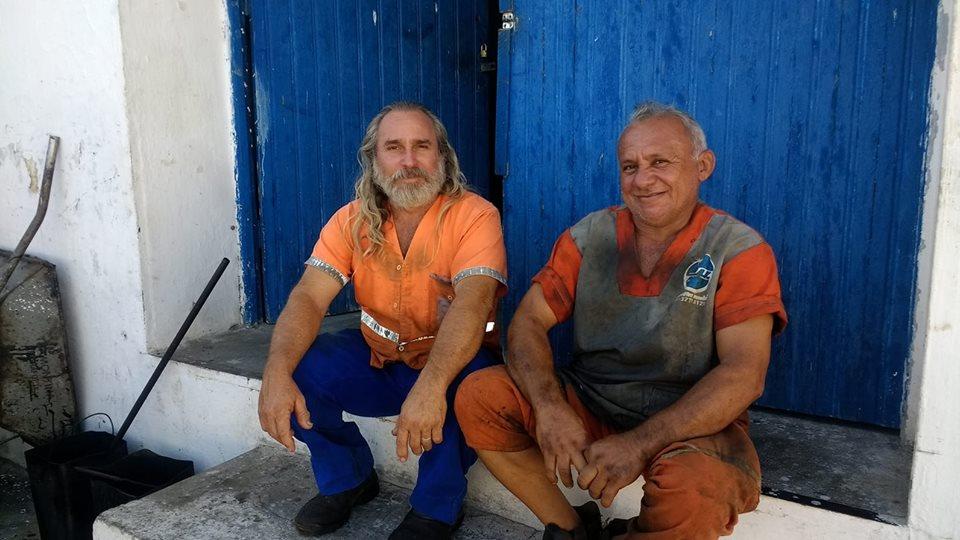 Depois de 50 anos sem se conhecerem, mecânicos descobrem casualmente que são irmãos, em Patos