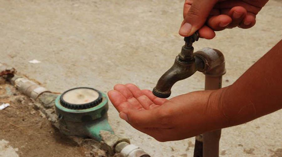Cagepa avisa de falta d'água nos dias 18, 19 e 20 deste mês