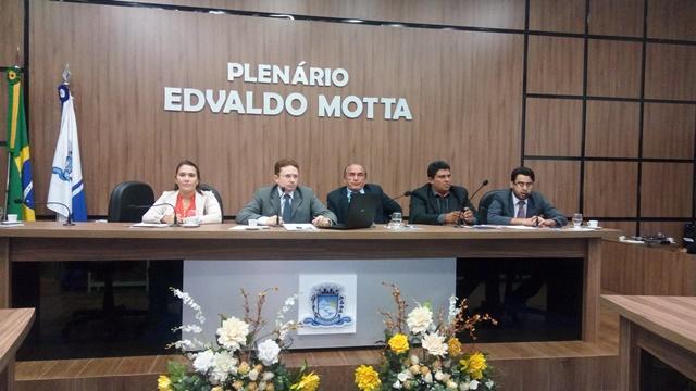 Reivindicações dos moradores de Patos são levadas à Câmara Municipal