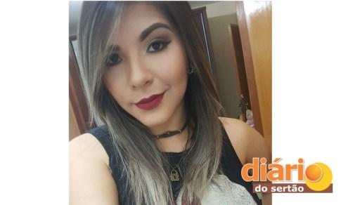 Cantora Robertinha Maia ficou gravemente ferida (foto: arquivo pessoal)