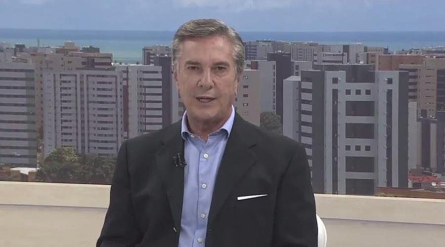 Fernando Collor desiste da disputa ao Governo de Alagoas