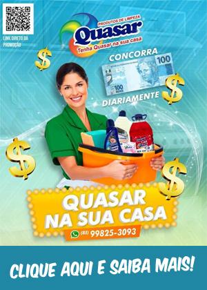 quasar promo