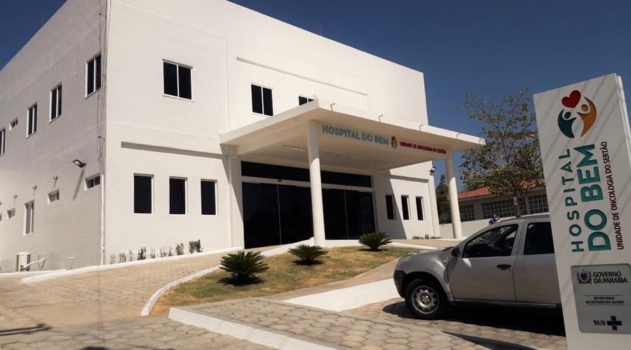 Hospital do Bem atende 57 pacientes no primeiro mês de funcionamento
