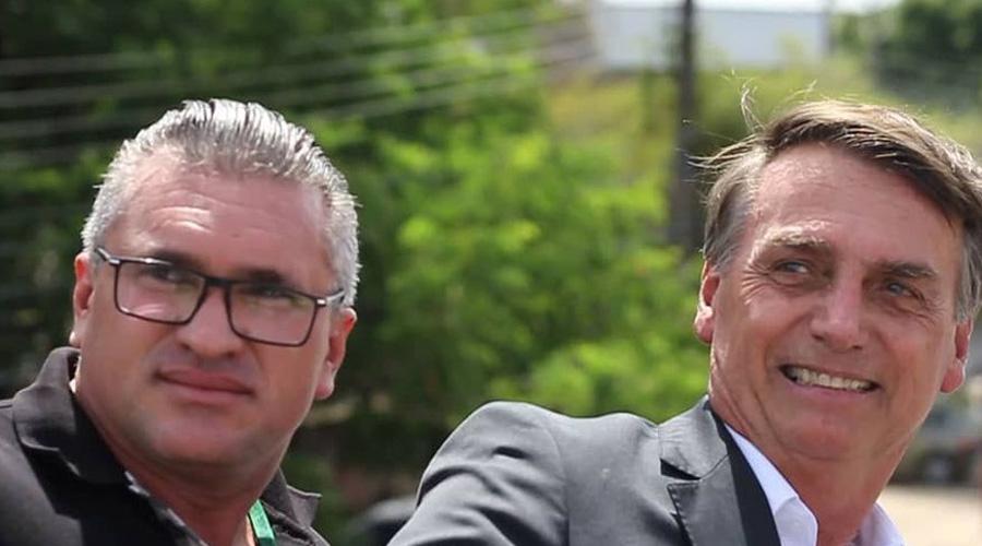 Julian Lemos, aliado de Bolsonaro, é eleito deputado federal com 71.899 votos