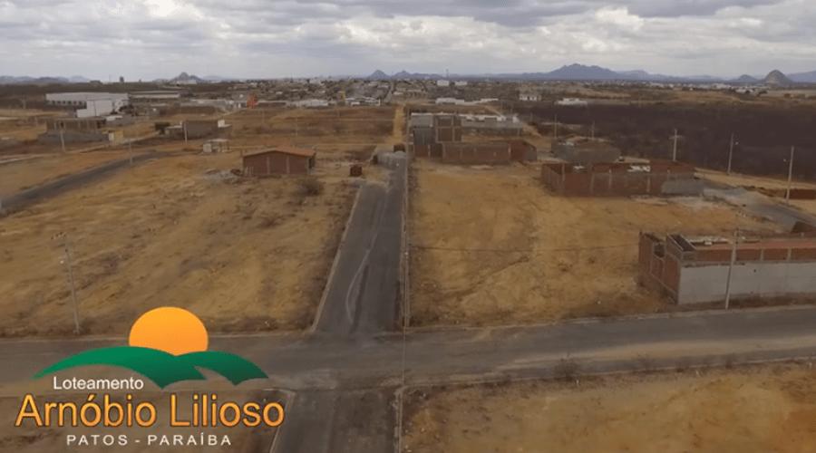 Loteamento Arnóbio Lilioso, opção para você comprar o seu terreno, em Patos