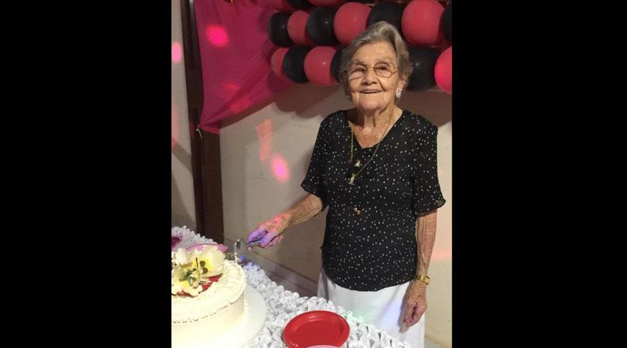 Nota de falecimento: Querubina Francisca Pereira (Dona Biá)