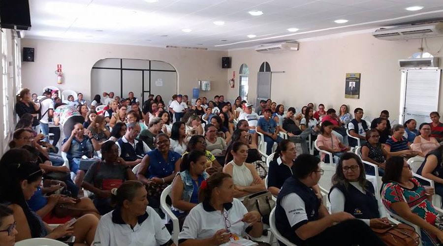 SINDACSE e Podium promoverão capacitação para ACS e ACE na próxima segunda-feira, em Patos