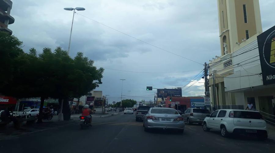 Veja por município da região de Patos o acumulados das chuvas em 2019