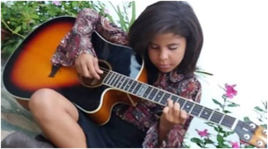 Imprensa destaca performance da cantora Lívia Valéria, que bomba nas redes sociais