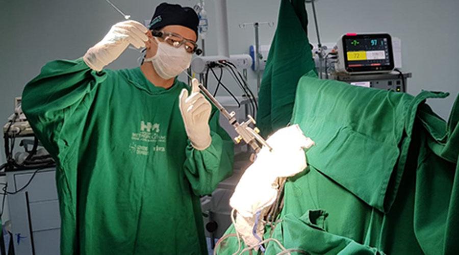 Hospital Metropolitano, na Paraíba, é referência no atendimento a Doença de Parkinson