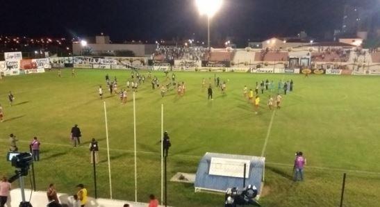 401665bf3 Esporte de Patos perde em casa para o Botafogo