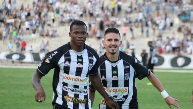 Treze vence o Esporte por 3 a 0 na estreia do Paraibano