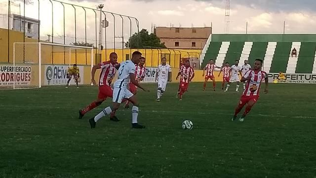 0ec7bc757 Esporte de Patos perde para o Sousa e está na lanterna do Grupo B ...