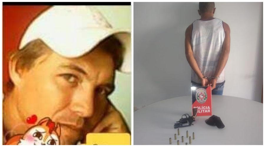 Homem sofre tentativa de homicídio em Santa Luzia. Acusado foi preso