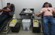 Carnaval se aproximando e Hemonúcleo de Patos reforça pedido para doação de sangue