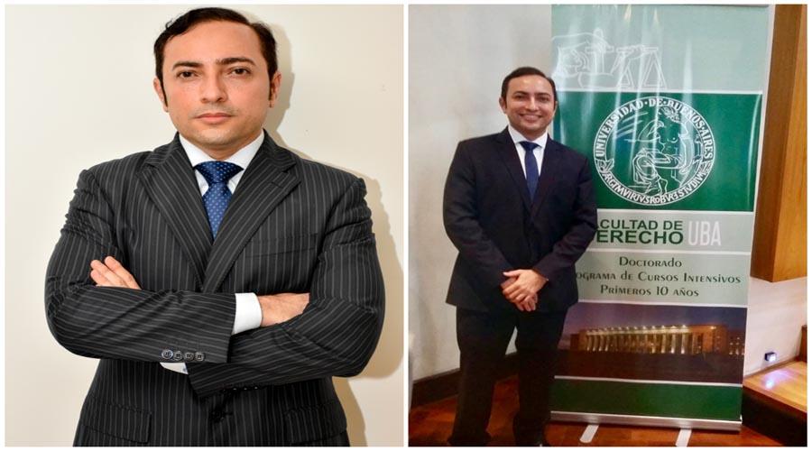 Advogado patoense lançará livro nesta segunda-feira em Brasília