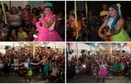 Bailinho de Carnaval promovido pela Prefeitura de Patos atrai um grande público