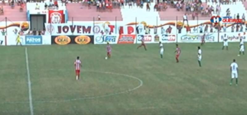 Esporte de Patos vence Serrano e desencanta no Paraibano
