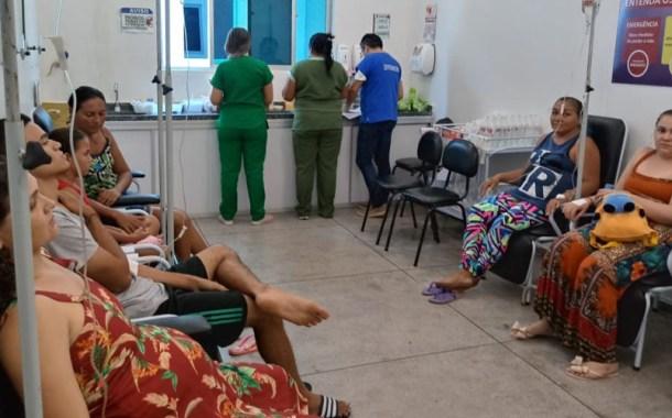 Pacientes com 'virose da mosca' lotam UPA em Patos