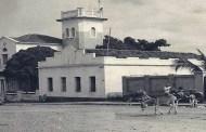 Patos nos anos 50: Casarão onde hoje está localizado o Hospital São Francisco