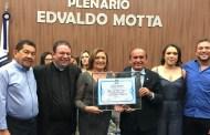 Mulheres são homenageadas em Sessão Solene da Câmara Municipal de Patos