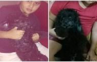 Criança autista está deprimida com o sumiço de seu cachorro, em Patos. Família pede ajuda
