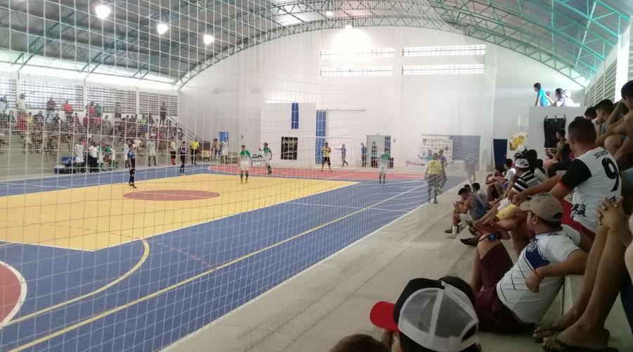 Inscrições abertas para a II Edição da Taça São Fernando-RN de Futsal