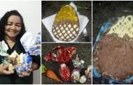 Jack artes/doces: Ovos de Páscoa sob encomenda, em Patos