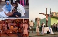 Encenação da Paixão de Cristo acontece nesta sexta no Bivar Olinto, em Patos