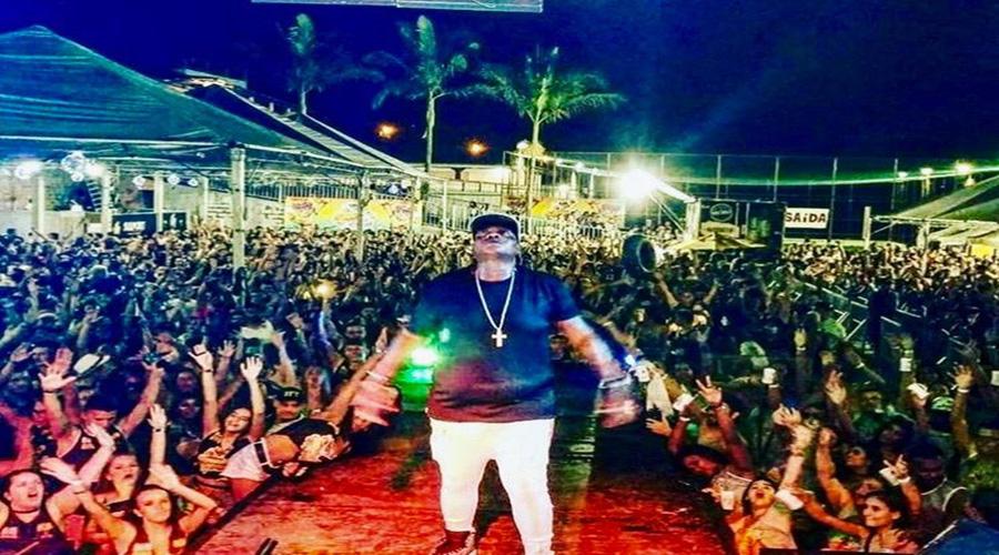 Cantor MC Sapão, do hit 'Eu tô tranquilão', morre aos 40 anos no Rio