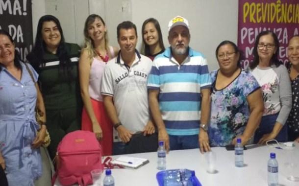 Entidades discutem mobilização para o dia 30 de maio, em Patos