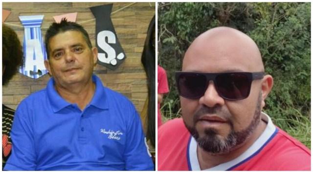 Dois homens tomam veneno juntos em Matureia. Um morre e o outro está em estado grave