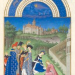 Très Riches Heures del Duca di Berry (XV secolo), Chantilly