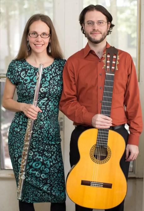 Folias Duo Flute and Guitar