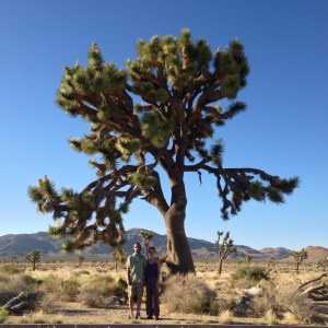 Folias in Joshua Tree