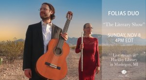 Folias Duo November Live Stream